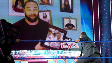 Bray Wyatt wants to play with The Miz and his family