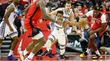 NBA Wk8: Kings 119-118 Rockets