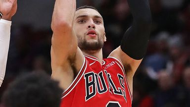 LaVine hits 35 in Bulls win