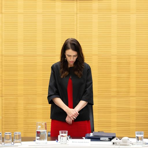 New Zealand: Prime minister leads minute's silence for volcano victims one week on