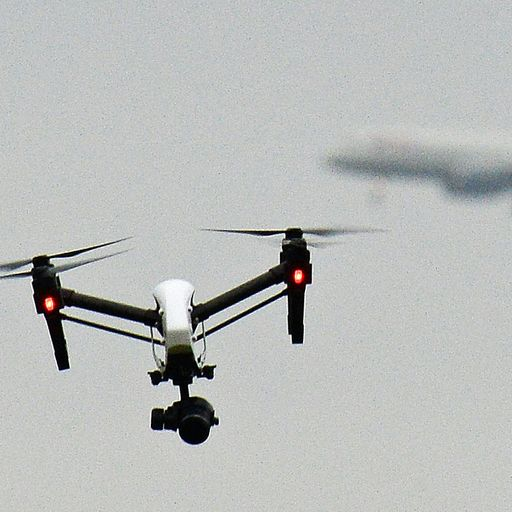 New police unit to track down illegal drones