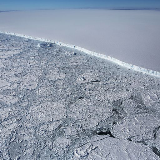 Why Antarctica's melting ice sheet will affect the UK