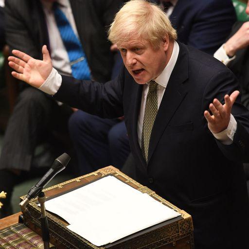 Boris Johnson pledges 'golden era' with blueprint for Britain beyond next election