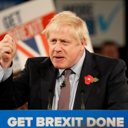 Can Boris Johnson really 'get Brexit done' by end of 2020?