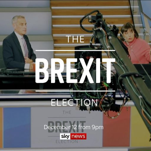 The Brexit election: How to follow all the drama on Sky News