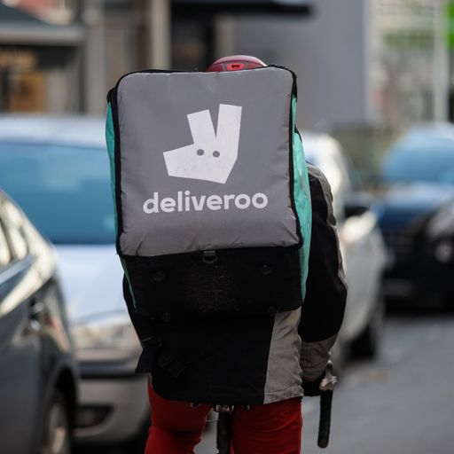 Deliveroo serves up £50m community fund as £7.5bn float looms