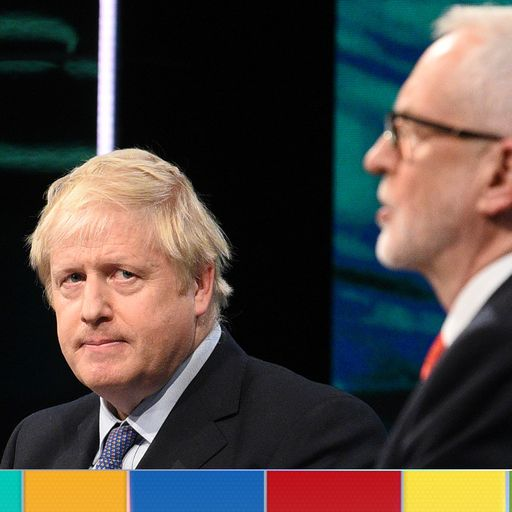 Boris Johnson accuses Jeremy Corbyn of trying to 'fiddle' second EU referendum in pre-debate letter