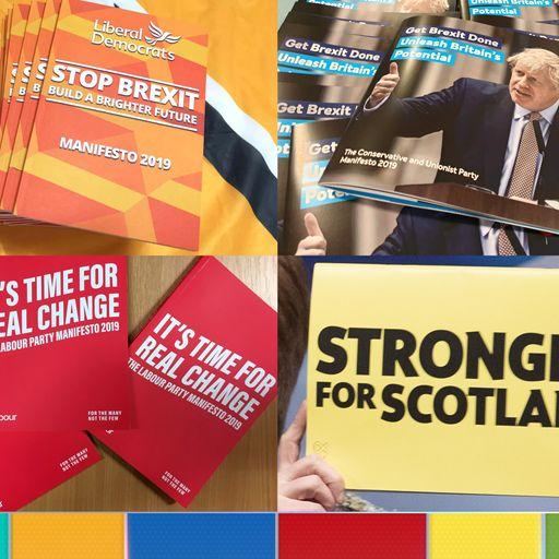 Sky News manifesto checker