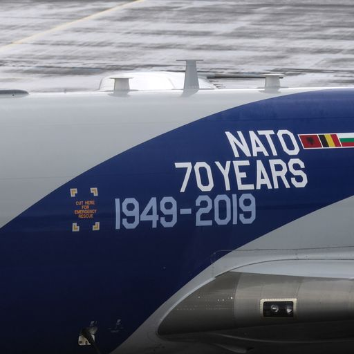 NATO turns 70 - but its birthday summit could turn sour