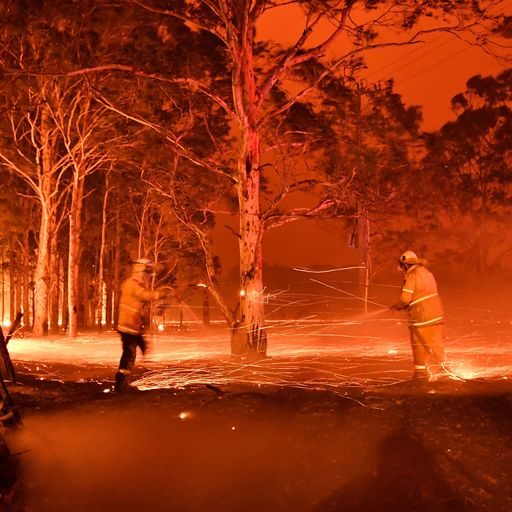 Revealed: The true scale of Australia's bushfires