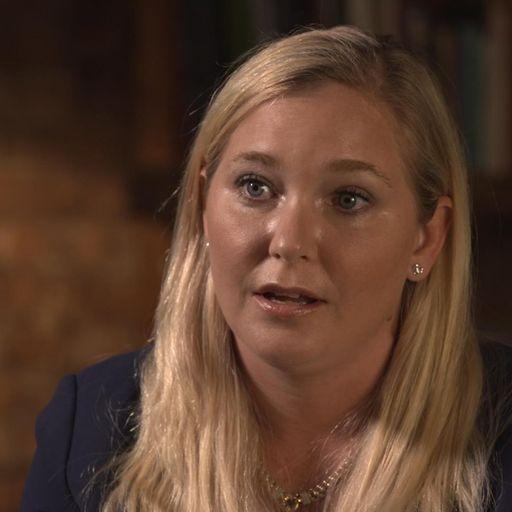 Prince Andrew: Accuser Virginia Roberts Giuffre says duke sweated 'like rain'