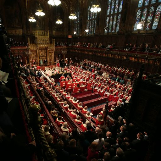 What is in the Queen's Speech?