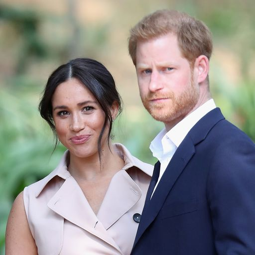 Harry and Meghan share new picture of Archie in New Year's message