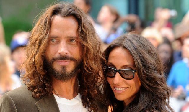 Chris Cornell's widow 'sues Soundgarden over royalties and unreleased songs'