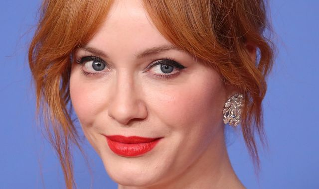 Mad Men star Christina Hendricks files for divorce