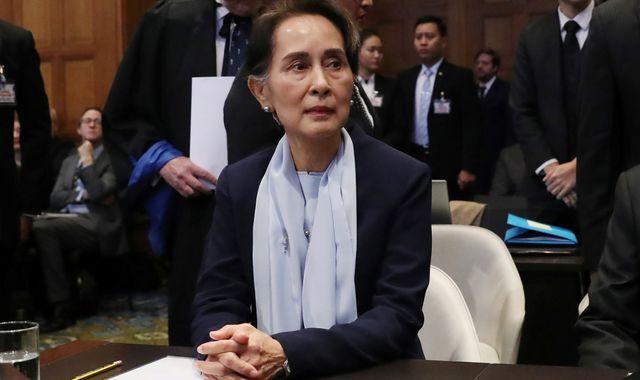 Aung San Suu Kyi: 'No tolerance' for human rights violations against Rohingya