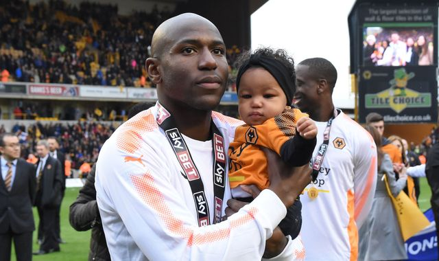 Football star Benik Afobe 'heartbroken' after death of two-year-old daughter