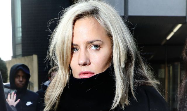 Caroline Flack's management criticises 'show trial' of 'vulnerable' star
