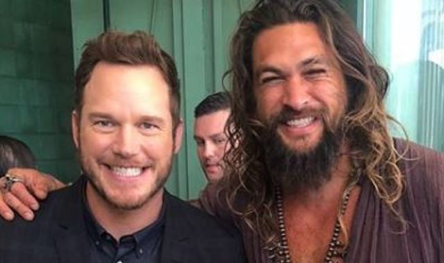 Jason Momoa sorry for shaming Chris Pratt over single-use plastic bottle