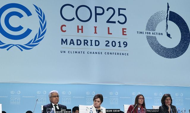 Madrid climate change talks end without deal on key carbon targets