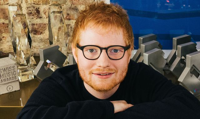 Ed Sheeran: All the UK chart records racked up in the last decade - and there's a lot
