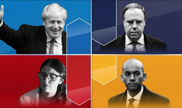 General election: The big winners - and the big beasts who lost