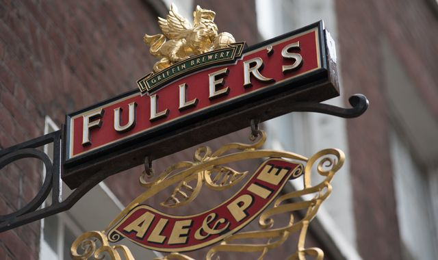 Fuller's toasts profit hike after selling beer business