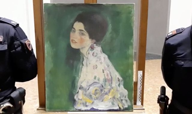 Portrait of a Lady: Gallery gardener may have solved mystery of stolen Klimt painting