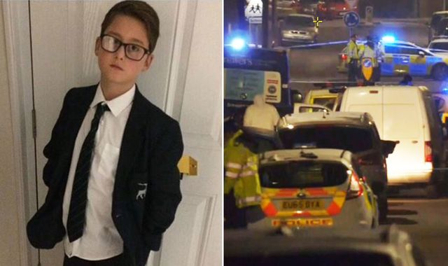 Man charged with murder over death of schoolboy, 12, in car collision