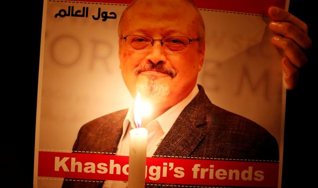 Jamal Khashoggi's suspected killers and Sergei Magnitsky included on new UK sanctions list