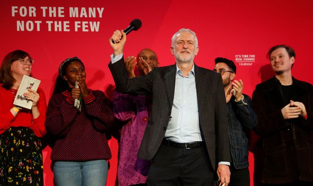 General election: Corbyn's greatest failure is not providing a left-wing alternative to Brexit