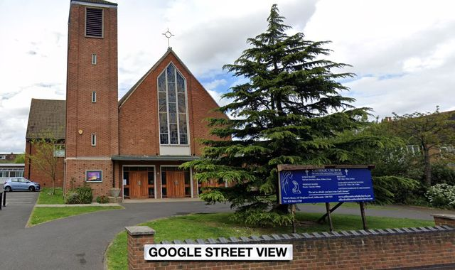 'Child seriously burned' at church nativity in London