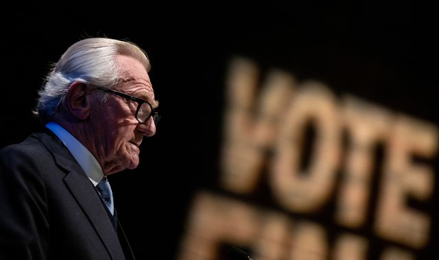 General election: Lord Heseltine abandons Remain fight following Boris Johnson's victory