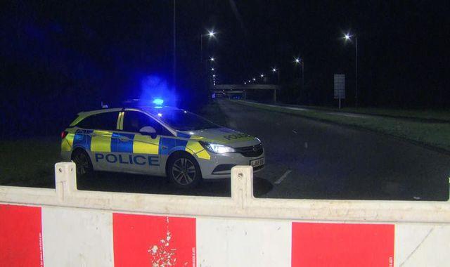 Five men arrested on suspicion of murdering man in Milton Keynes