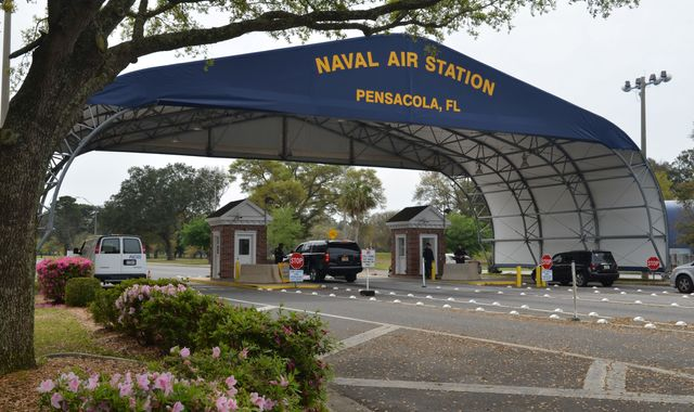 Florida: Gunman who killed three at US navy base was Saudi aviation student