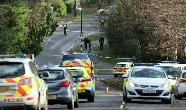 Rushden stabbing: Boy, 13, among three arrested after woman killed