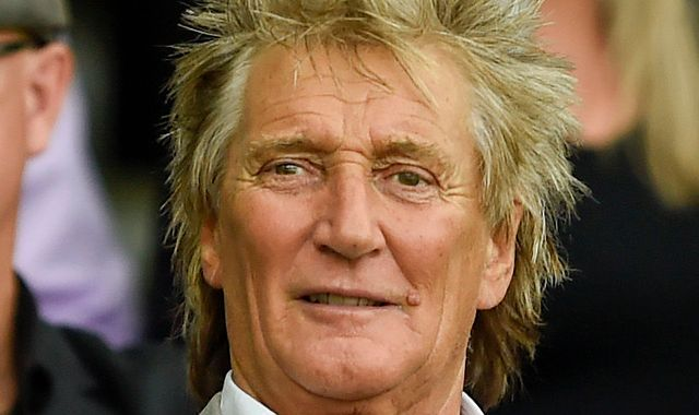 Sir Rod Stewart sets chart record with number one album but sparks political row