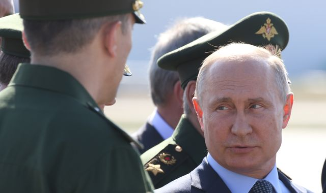 NATO allies issue strongest warning yet over Russia threat