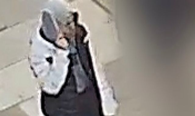 CCTV released of suspect after schoolgirl, 15, raped in south London