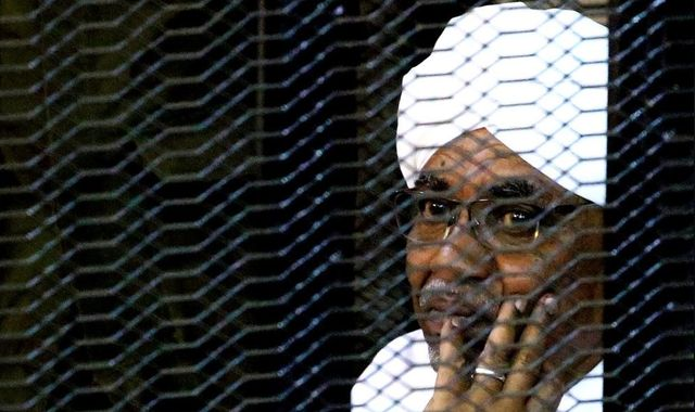 Omar al Bashir: Sudan's ex-president convicted of corruption and money laundering