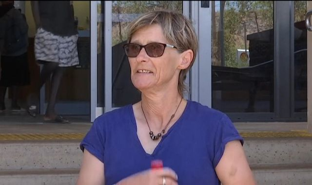 Australia: Outback survivor's fears for partner and friend missing in searing heat