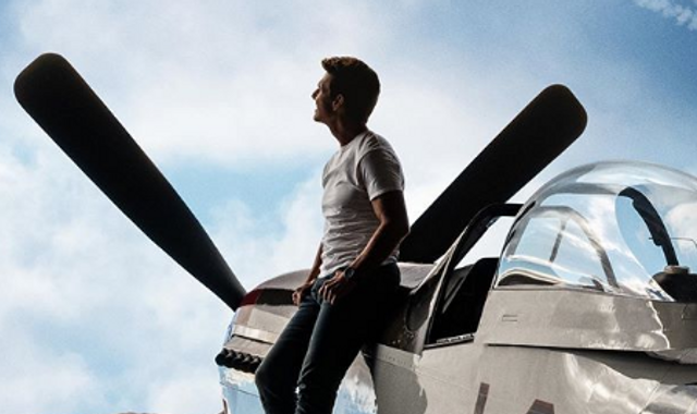 Top Gun 2: Tom Cruise reveals new wings ahead of anticipated film sequel