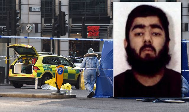 Police investigated over management of terrorist Usman Khan after he left prison