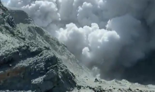 New Zealand volcano: Eight missing and presumed dead