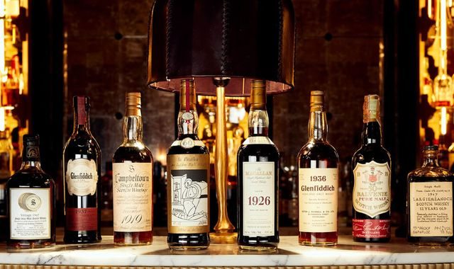 A 'perfect collection': Rare haul of 3,900 whiskies goes to auction