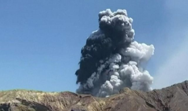 New Zealand volcano eruption: At least one Briton among missing or injured