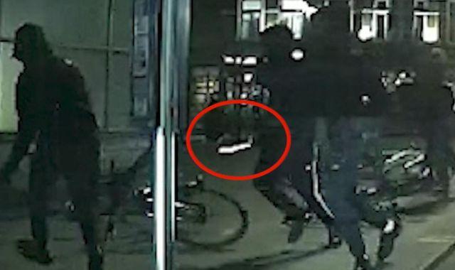 KL FM 96 7 - News - CCTV shows 'postcode rivalry' murder