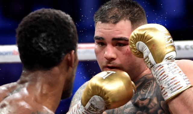 Andy Ruiz Jr admits he was overweight for rematch defeat to Anthony Joshua