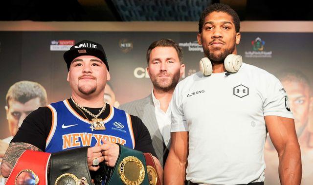 Ruiz Jr vs Joshua 2: Who wins the world heavyweight title rematch?