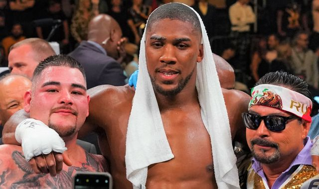 Ruiz Jr vs Joshua 2: Anthony Joshua's future is debated if he suffers rematch defeat
